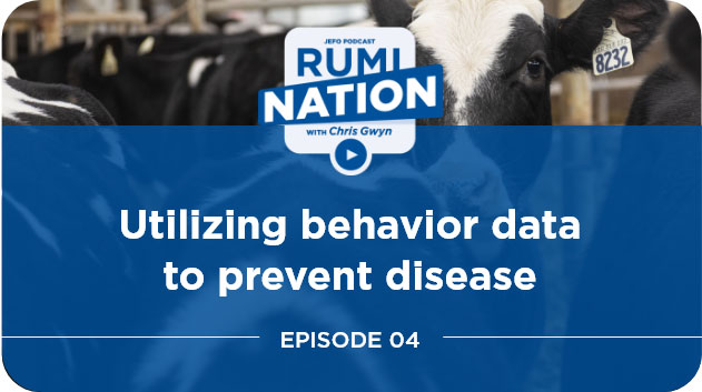 Utilizing behavior data to prevent disease