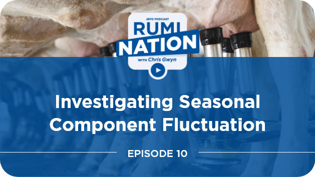Investigating Seasonal Component Fluctuation